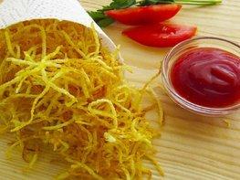 Хрустящий картофель пай