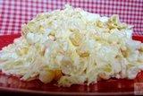 Салат «Жёлтый одуванчик»