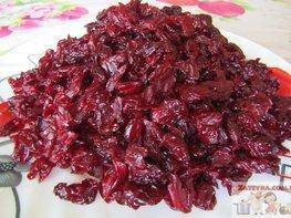 Вяленая вишня (цукаты из вишни)