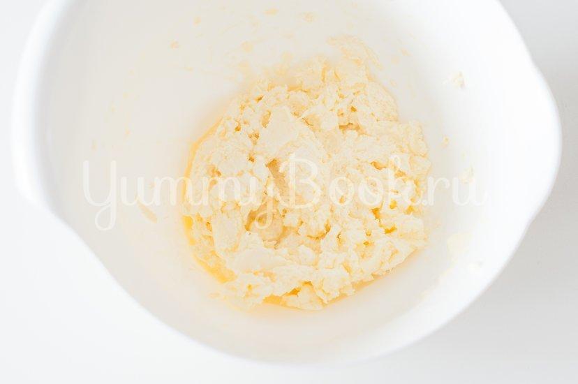 Галета с сыром и грушами - шаг 2