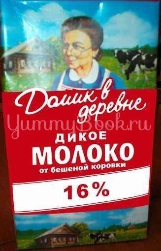 Ликер 'Дикое молоко от бешеной коровки'
