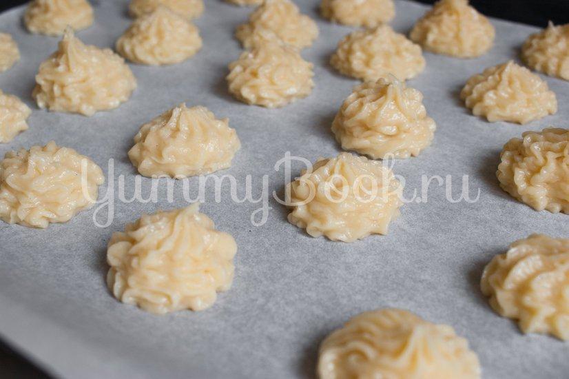 Гужеры - заварные булочки с сыром - шаг 9