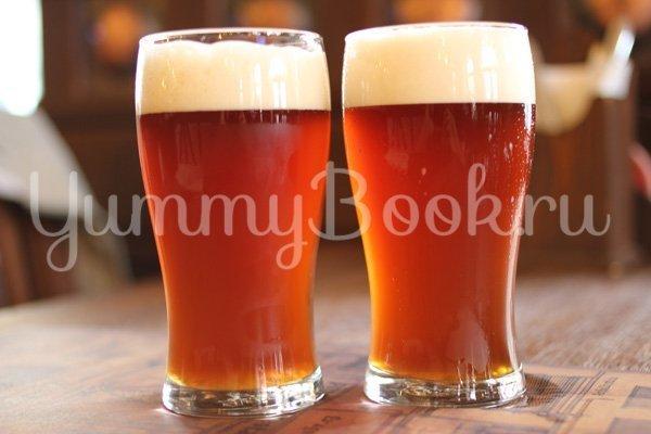 Пиво живое