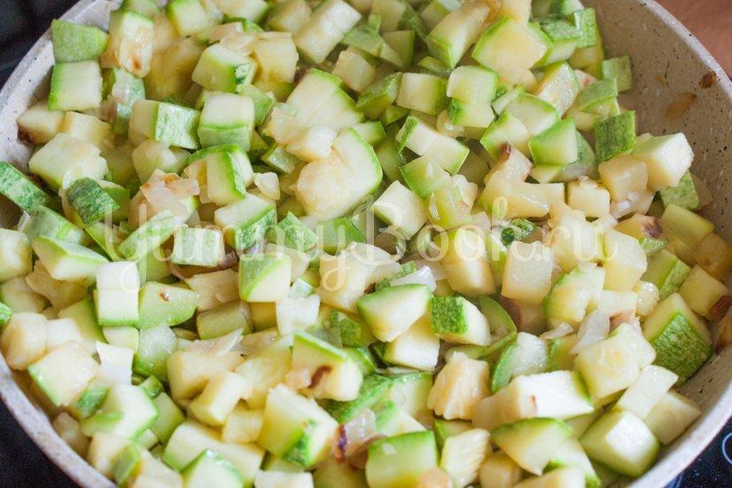 Кабачковый суп-пюре с яблоком - шаг 4