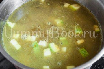 Кабачковый суп-пюре с яблоком - шаг 6