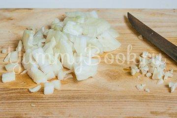 Кабачковый суп-пюре с яблоком - шаг 1