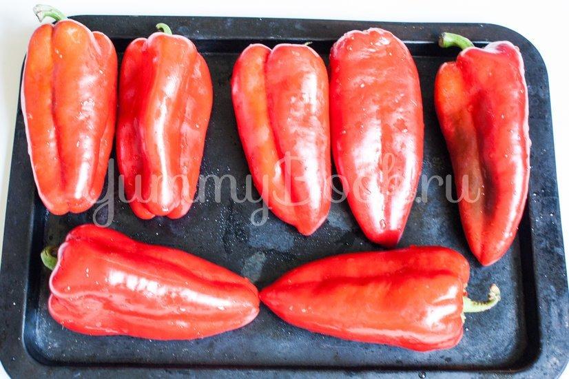 Суп-пюре из болгарского перца - шаг 1