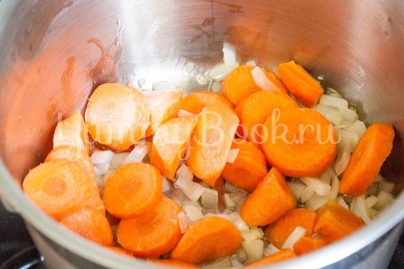 Суп-пюре из болгарского перца - шаг 7