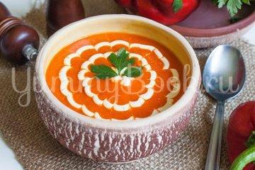 Суп-пюре из болгарского перца - шаг 11