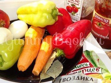 Закуска-маринад универсальная для жареной рыбы и фрикаделек - шаг 1