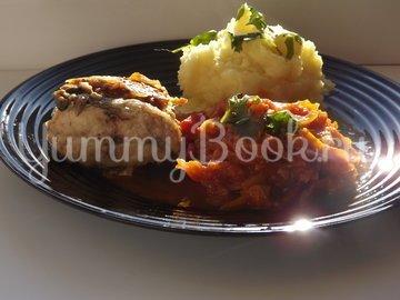 Закуска-маринад универсальная для жареной рыбы и фрикаделек - шаг 13