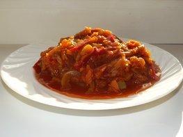 Закуска-маринад универсальная для жареной рыбы и фрикаделек