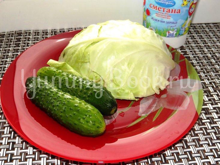 Капустный салат - шаг 1