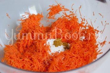 Морковные вафли - шаг 2