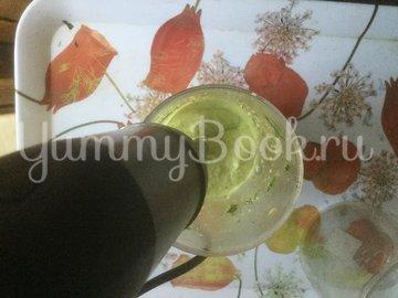 Майонез чесночный с зеленью - шаг 3