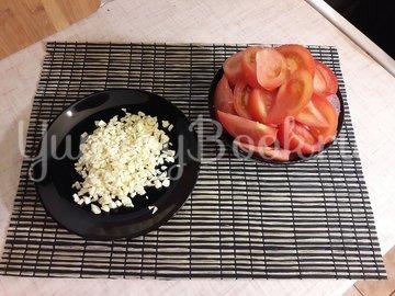 Свинина, запечённая с помидорами и чесноком - шаг 4