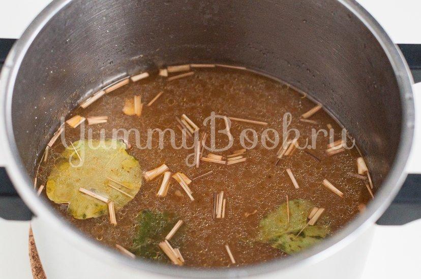 Тайский суп Том-Ям - шаг 4