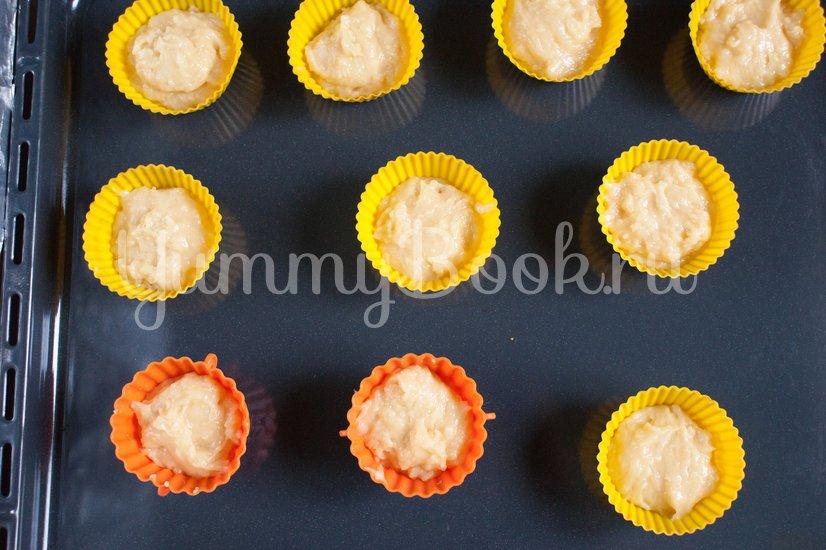 Кексы с яблоками - шаг 8