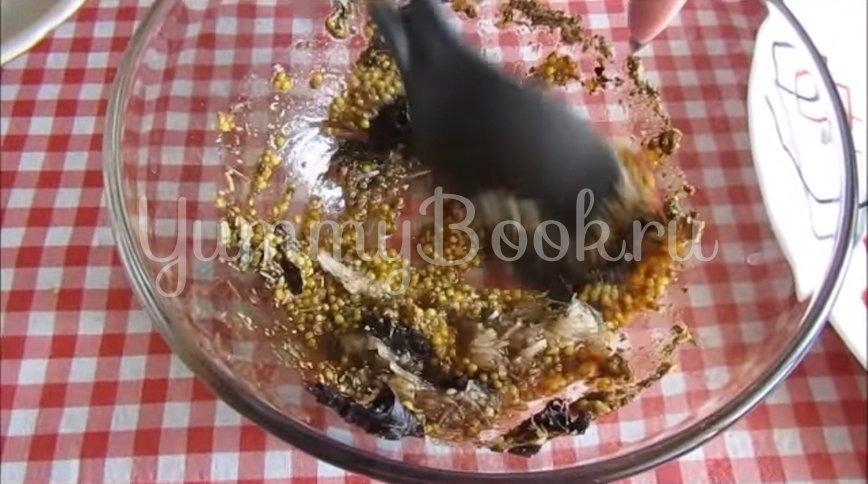 Скумбрия, запеченная в горчичном маринаде - шаг 3