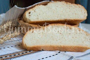 Простой пшеничный хлеб - шаг 7