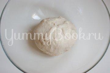Простой пшеничный хлеб - шаг 2