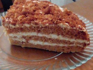 Медовый торт в мультиварке