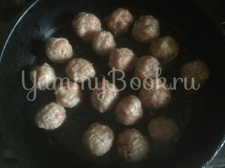 Картофельные персики - шаг 1