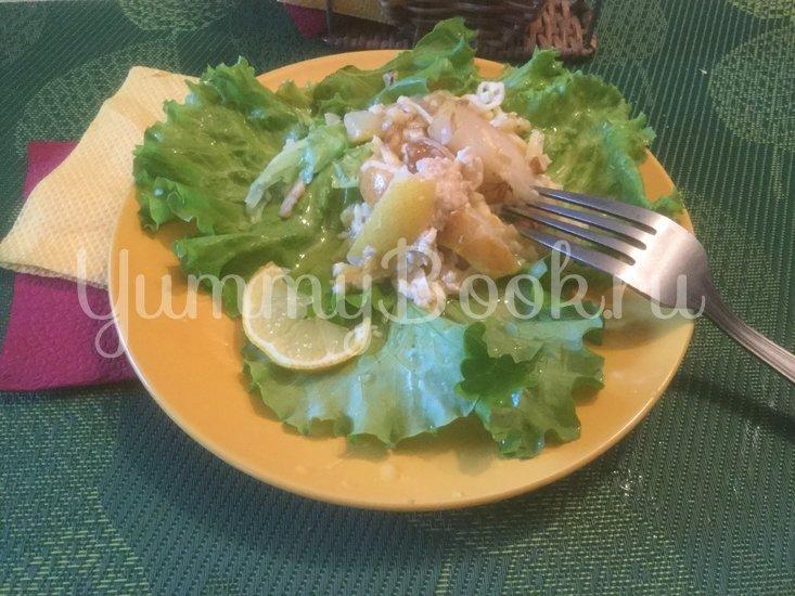 Салат с грушей - шаг 2