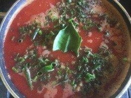 Свекольно-тыквенный суп-пюре