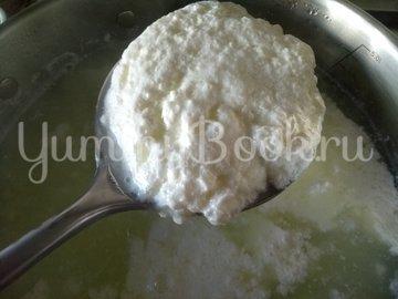 """Сыр """"Адыгейский"""", жаренный с чесноком - шаг 5"""