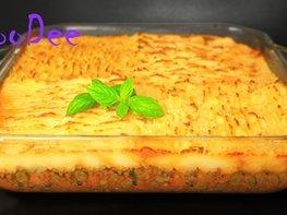 Пастуший пирог - горячее блюдо для всей семьи