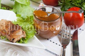 Абрикосовая горчица - шаг 3