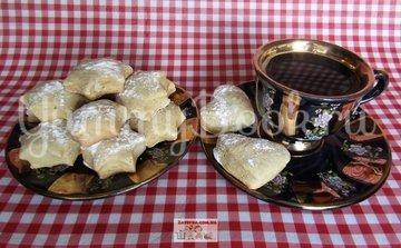 Мягкое домашнее печенье на сметане  - шаг 7