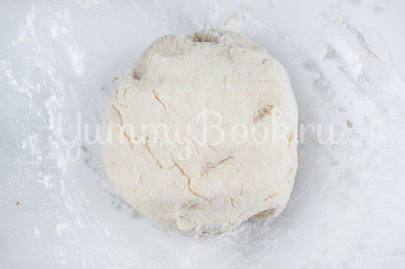 Печенье из плавленых сырков - шаг 4