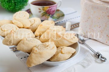 Печенье из плавленых сырков - шаг 8