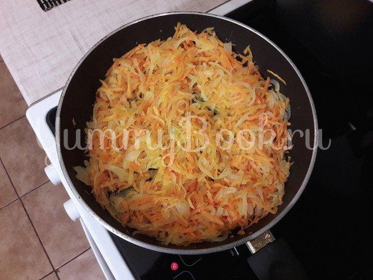 Болгарские перцы, фаршированные начинкой с фетой - шаг 4