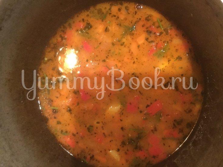 Суп шулюм по домашнему - шаг 6