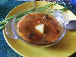 Суп шулюм по домашнему