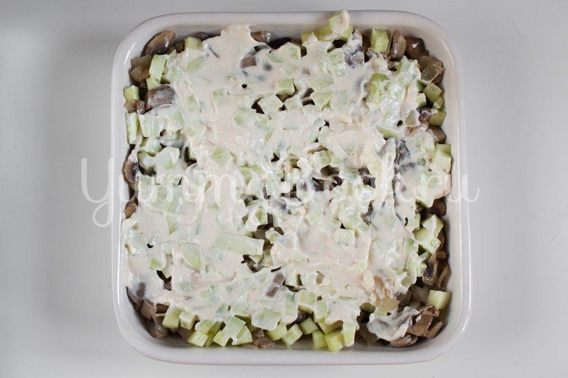 Праздничный салат - шаг 5