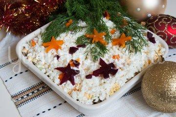 Праздничный салат - шаг 7