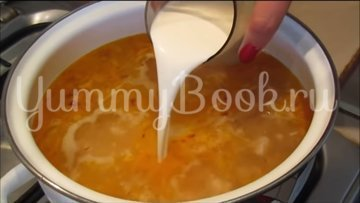 Сливочный суп с курицей - шаг 6
