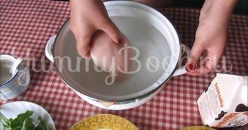 Сливочный суп с курицей - шаг 2