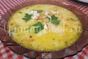Сливочный суп с курицей - шаг 8