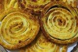 Картофельные спиральки
