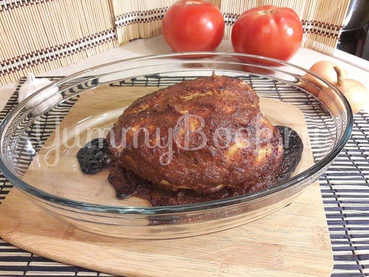 Куриная грудка в чесночно-томатном маринаде - шаг 5