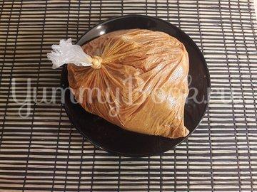 Куриная грудка в чесночно-томатном маринаде - шаг 3