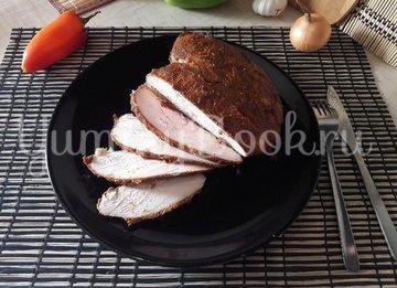 Куриная грудка в чесночно-томатном маринаде - шаг 6