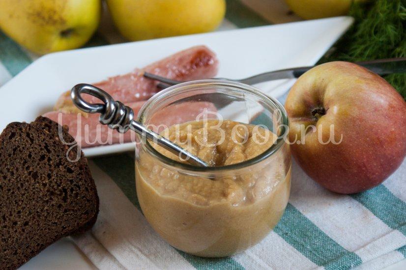 Яблочная горчица - шаг 5