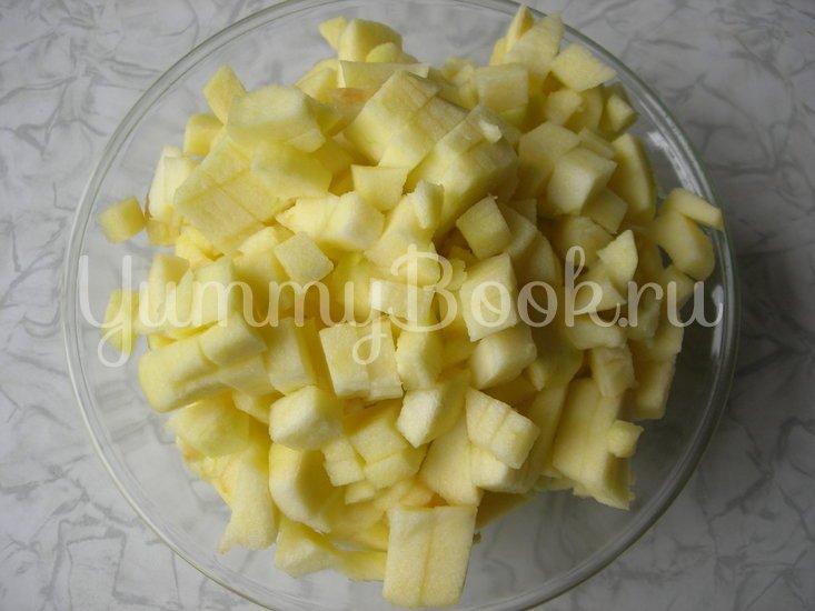 Яблочный штрудель без возни с тестом - шаг 1