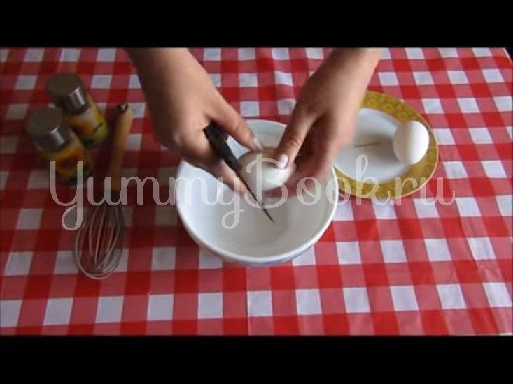 Запечённая капуста «Нежная» с яйцами и сыром - шаг 4